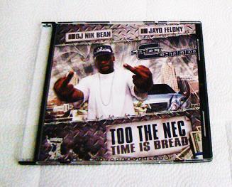 Jayo Felony - Too The Nec: Time Iz Bread (CD) The Game