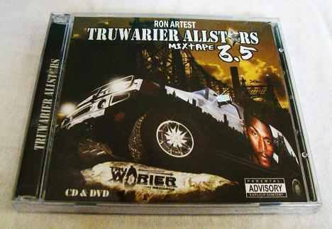 Ron Artest presents TruWarier All-Stars (CD/DVD) [NEW] Mike Jones, Mobb Deep