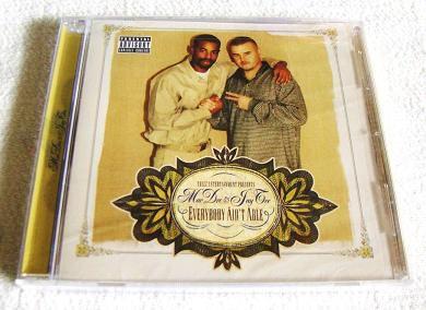 Mac Dre & Jay Tee - Everybody Ain't Able (CD) [NEW] BAY AREA