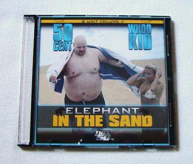 G-Unit - Elephant In The Sand (CD) FAT JOE DISS! HARDCORE!