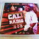 Mitchy Slick - Cali Untouchable Radio 13 (CD) [NEW] PIRU BLOOD