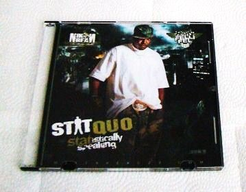 Stat Quo - Statistically Speaking (CD) Dr. Dre, Bishop Lamont