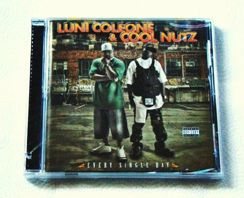 Luni Coleone & Cool Nutz - Every Single Day (CD) [NEW]