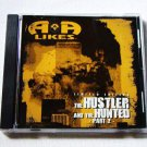A-Alikes - Hustler & The Hunted 2 (CD) Dead Prez, Immortal Technique