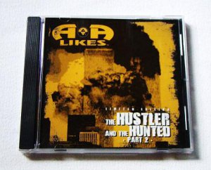 A-Alikes - Hustler & The Hunted 2 (CD) Dead Prez, Immortal Technique