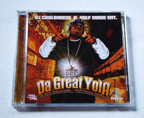 Da Great Yola of P$C - Da West Ambassador (CD) Dem Franchise Boyz
