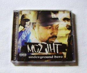 MC Eiht - Underground Hero (CD) [NEW] Yukmouth, Mack 10, Outlawz