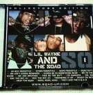 Lil' Wayne & Sqad Up - SQ1 (CD) [Collectors Edition)