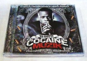 Yo Gotti - Cocaine Muzik (CD) [NEW] Gucci Mane, Birdman, Boosie