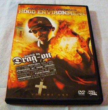 Drag-On - Hood Environment (DVD) Ruff Ryders, DMX, D-Block