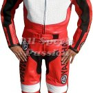 Yamaha Motorbike Racing Leather 2-PC Suit Men ASP-7710