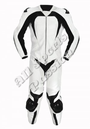 Custom Made Leather Motorbike Racing Suit ASP-7743