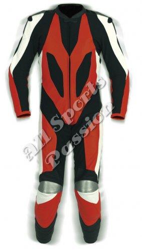 Custom Made Leather Motorbike Racing Suit ASP-7746