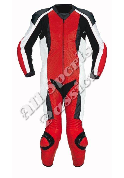 Custom Made Leather Motorbike Racing Suit ASP-7748