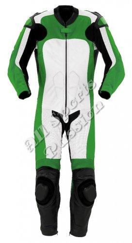 Custom Made Leather Motorbike Racing Suit ASP-7751