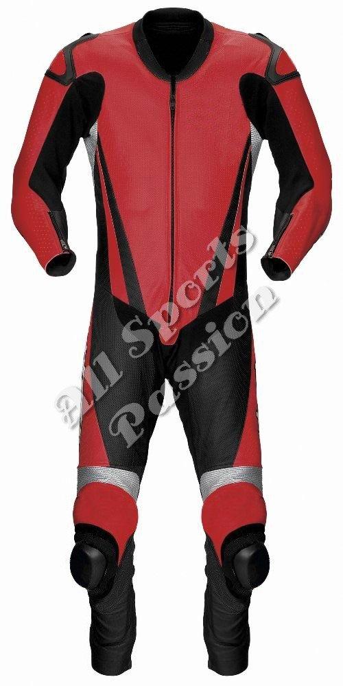 Custom Made Leather Motorbike Racing Suit ASP-7757