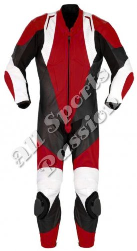 Custom Made Leather Motorbike Racing Suit ASP-7758