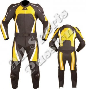 Custom Made Leather Motorbike Racing Suit ASP-7763