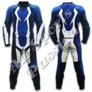 Custom Made Leather Motorbike Racing Suit ASP-7773