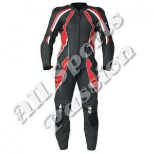 Custom Made Leather Motorbike Racing Suit ASP-7778