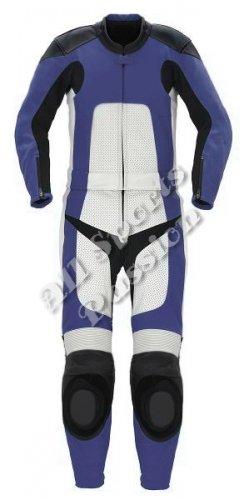 Custom Made Leather Motorbike Racing Suit ASP-7780