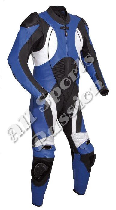 Custom Made Leather Motorbike Racing Suit ASP-7786