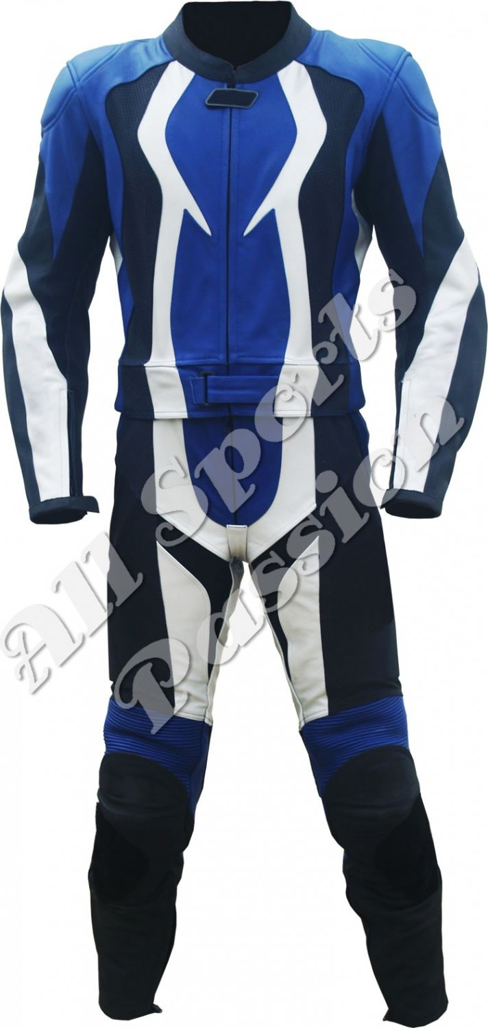 Custom Made Leather Motorbike Racing Suit ASP-7792