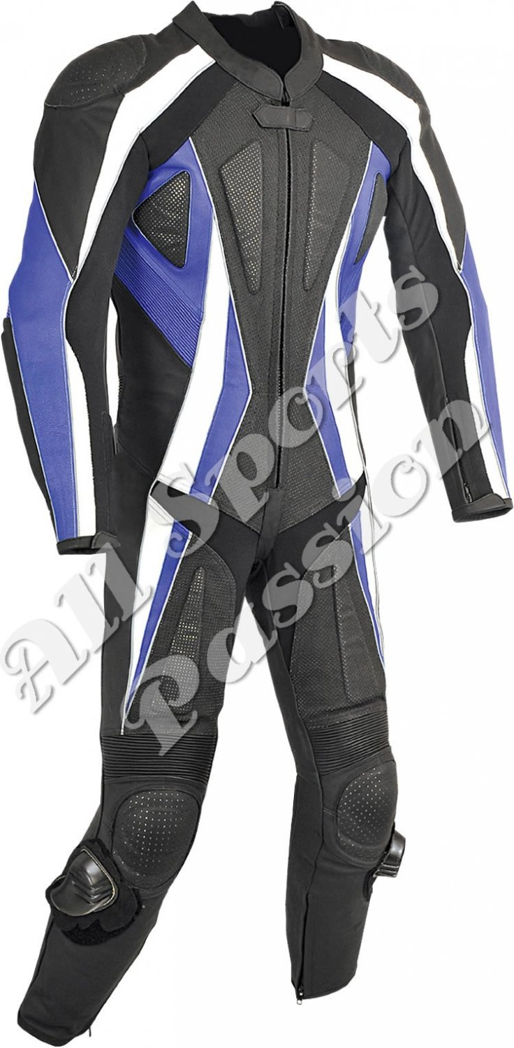 Custom Made Leather Motorbike Racing Suit ASP-7796