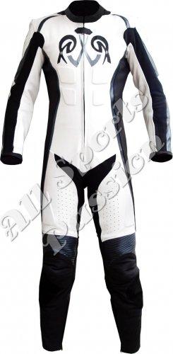 Custom Made Leather Motorbike Racing Suit ASP-7801