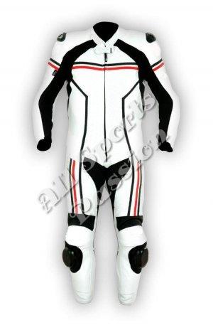 Custom Made Leather Motorbike Racing Suit ASP-7804