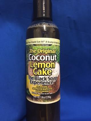 Coconut Lemon Cake The Black Soap Experience