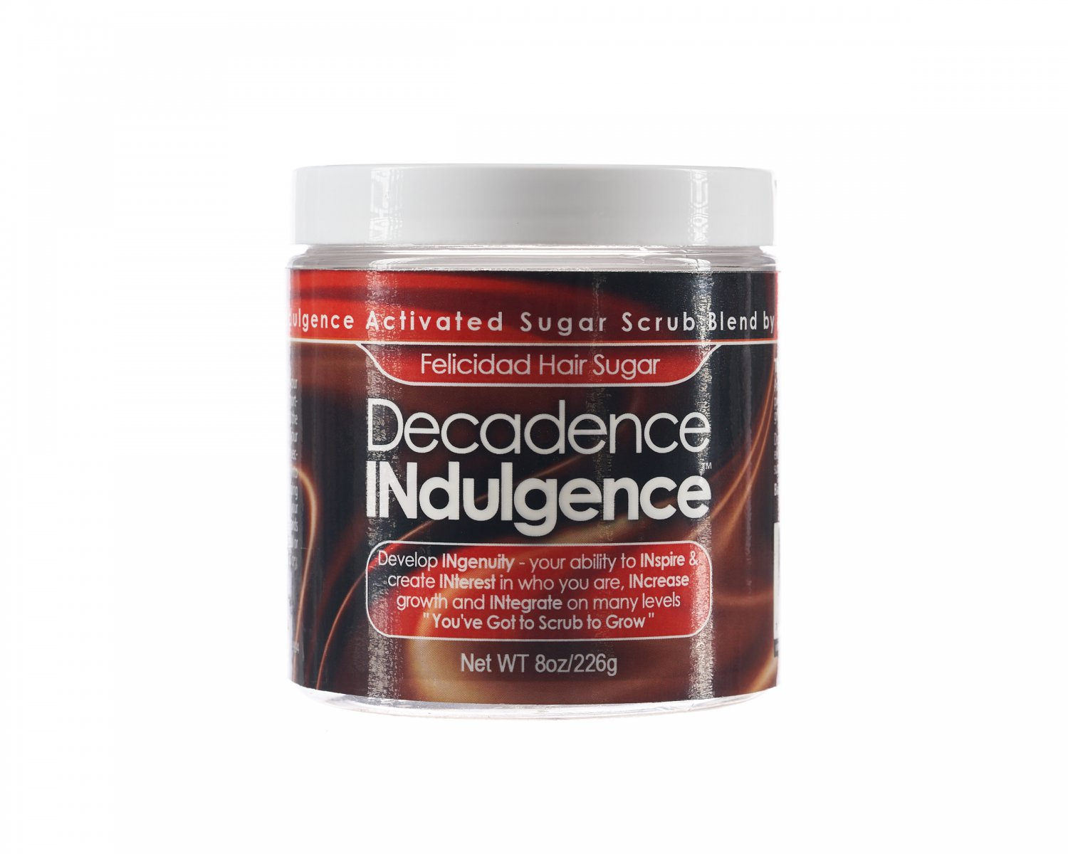 40% off Decadence INdulgence 8oz thru August 2020