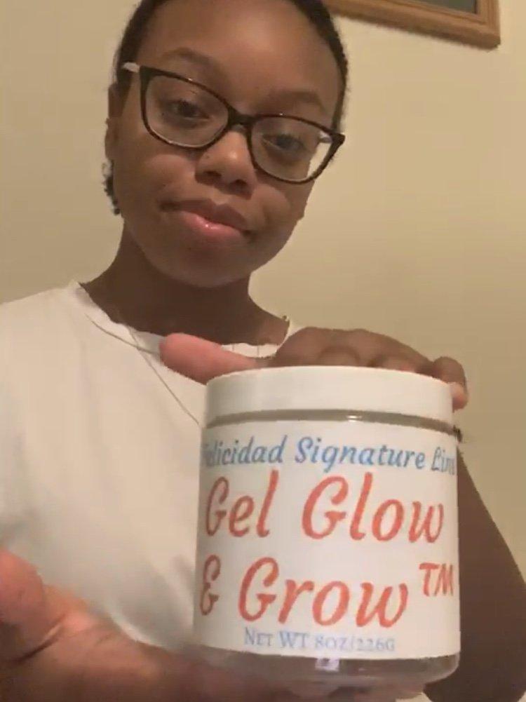 Gel Glow and Grow