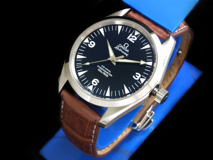Omega RailMaster Mens (2007) - Swiss ETA