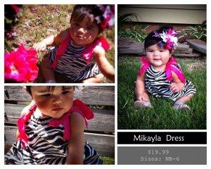 Mikayla Dress