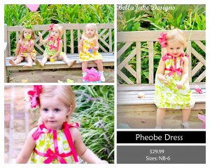 Pheobe Dress