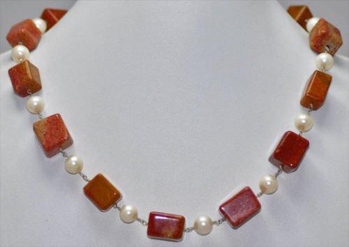 Mokite Tumbles & Natural Sea Water Pearl Bead Jewellery