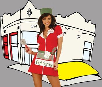 Pizza Girl - 9643