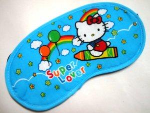 Rainbow Hello Kitty Eye Mask Sleep Mask Eye Pillow Relaxing Eye Mask Sleep Blindfold