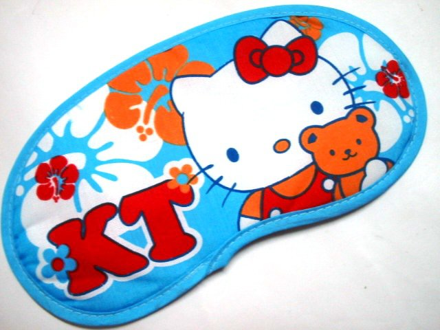 Sanrio Hello Kitty Eye Mask Sleep Mask Eye Pillow Relaxing Eye Mask Sleep  Blindfold