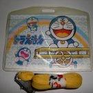 Doraemon school badge name badge