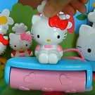 HK McDonald's Happy Meal Toy:2014 Hello Kitty Pattern Pin