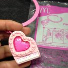 2012 McDonald's Piano Necklace Beat Star party gift for children , family toy