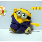 HK McDonald's Happy Meal Toy 2015 Minions in the theaters Martial Arts Minion