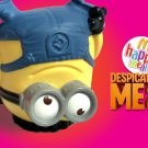 HK McDonald's Happy Meal Toy 2013 Despicable Me 2 only in theaters Jerry Breakdancing