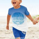NEW NEXT boy I LOVE MY MUMMY print short sleeve T-shirt  toddler 2-3 yrs