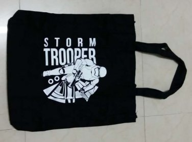 BOSSINI x STAR WARS STORMTROOPERS boys men Eco bag NEW