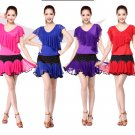 Woman frilled dance top NEW