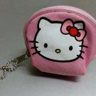 Sanrio Hello Kitty pink coin case