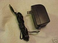 9V 200mA 9vdc 9volt = MAXON AC210N adapter POWER SUPPLY